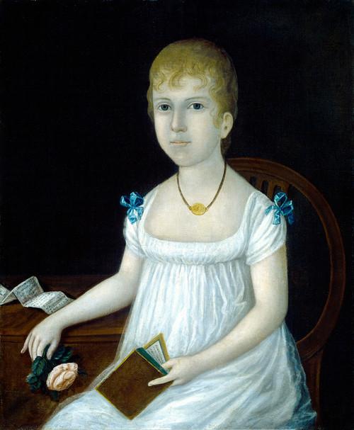 Art Prints of Adelina Morton by Joshua Johnson