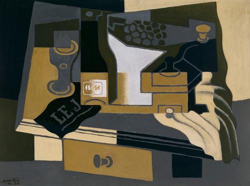 Art Prints of Coffee Grinder by Juan Gris
