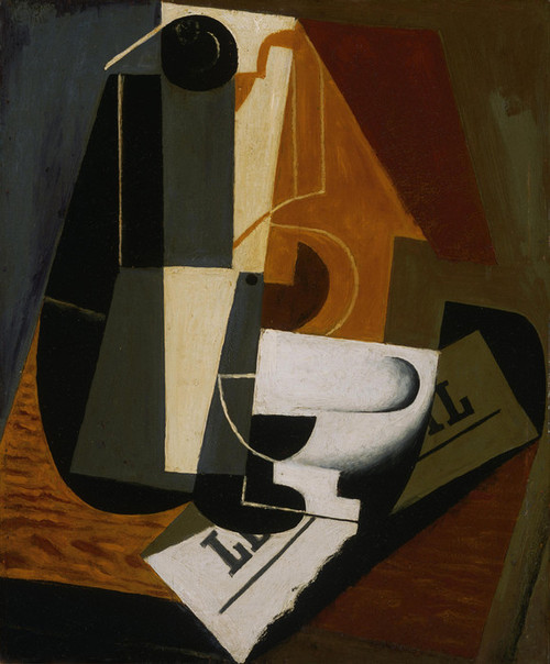 Art Prints of Coffeepot by Juan Gris