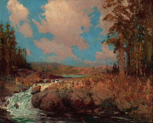 Art Prints of New York Landscape by Julian Onderdonk