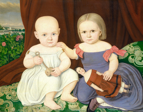 Art Prints of The Herbert Children by Lambert Sachs