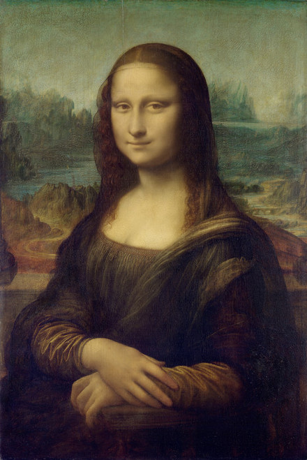Art Prints of Mona Lisa 1503 by Leonardo da Vinci