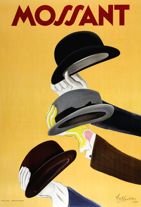 Art Prints of Mossant by Leonetto Cappiello