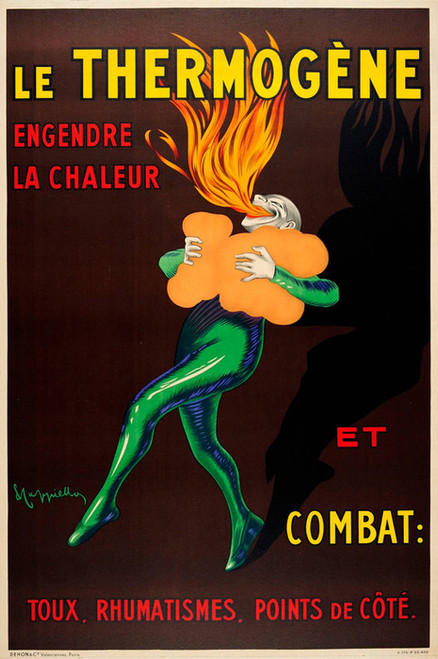 Art Prints of Le Thermogene by Leonetto Cappiello