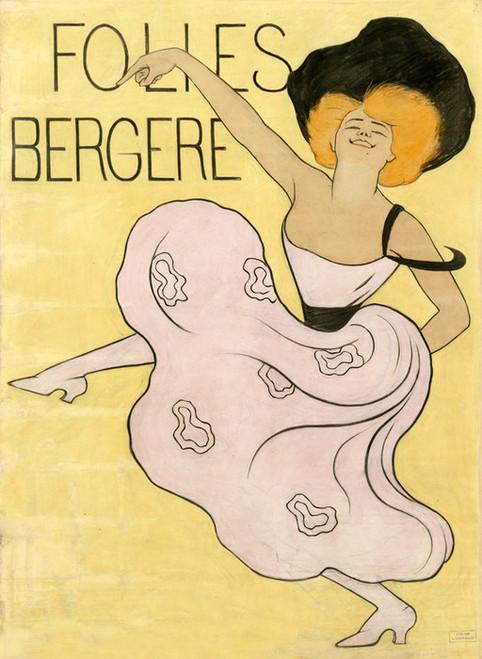 Art Prints of Folies Bergere by Leonetto Cappiello