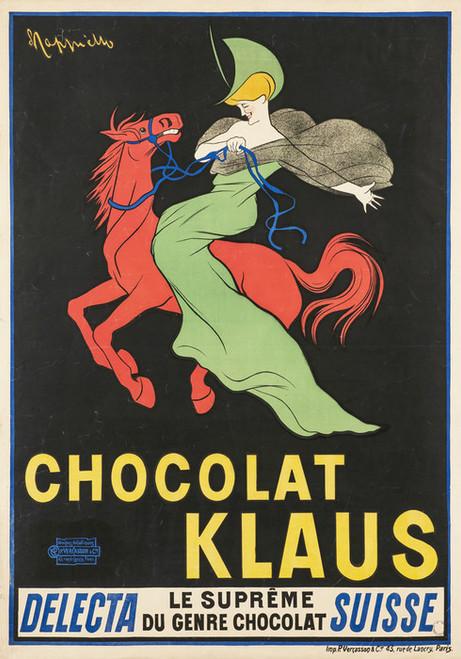 Art Prints of Chocolat Klaus by Leonetto Cappiello