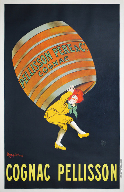 Art Prints of Cognac Pellisson by Leonetto Cappiello