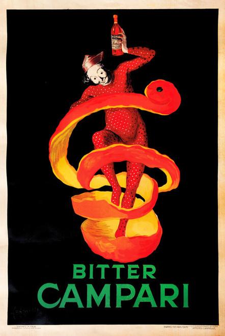Art Prints of Bitter Campari by Leonetto Cappiello