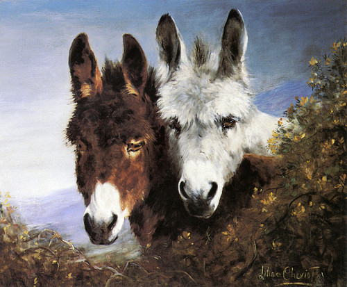 Art Prints of The Best of Friends by Lilian Cheviot