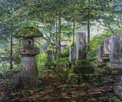 Art Prints of Japan by Lilla Cabot Perry