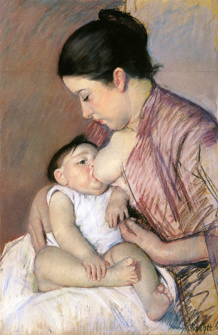 Art Prints of Maternite by Mary Cassatt