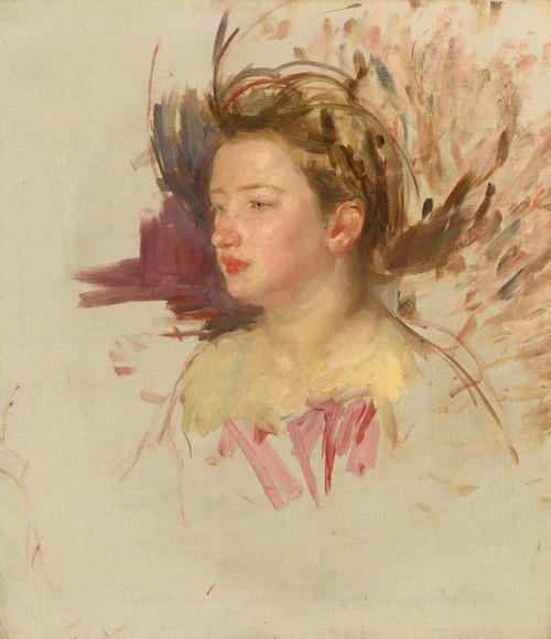 Art Prints of Sketch of Antoinette by Mary Cassatt