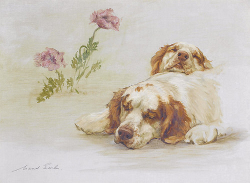Art Prints of Surely Surely Slumber is More Sweet then Toil by Maud Earl