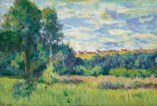 Art Prints of Landscape by Maximilien Luce