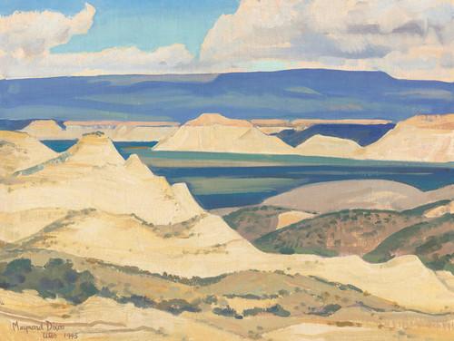 Art Prints of Boulder Valley by Maynard Dixon