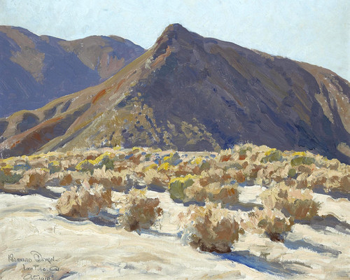 Art Prints of Lone Pine by Maynard Dixon