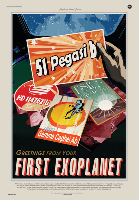 Art Prints of pegasi-51 by NASA/JPL-Caltech