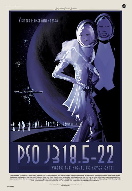 Art Prints of PSOJ318-22 by NASA/JPL-Caltech