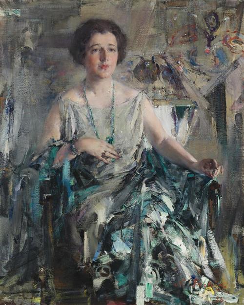 Art Prints of Portrait of Duane by Nicolai Fechin