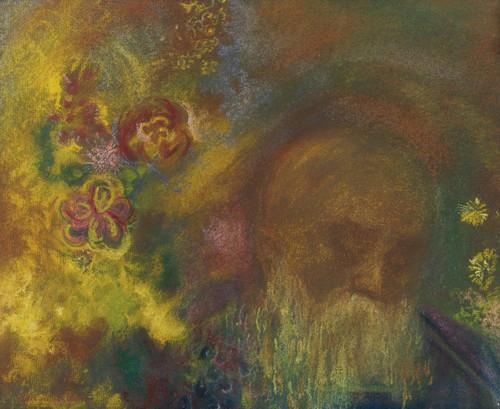 Art Prints of Figure by Odilon Redon