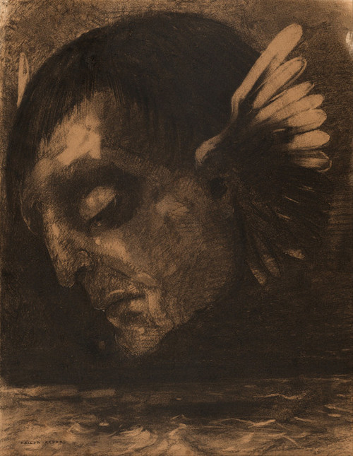 Art Prints of Tears by Odilon Redon