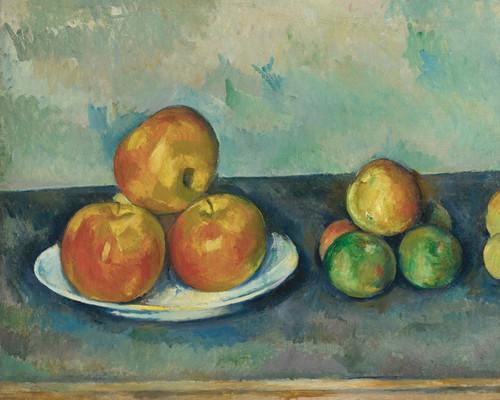 Art Prints of Apples by Paul Cezanne