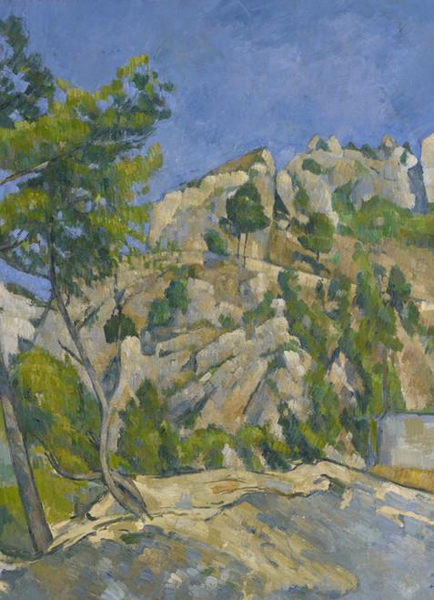 Art Prints of Bottom of the Ravine by Paul Cezanne