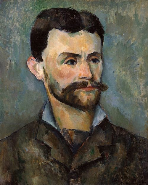 Art Prints of Jules Peyron by Paul Cezanne