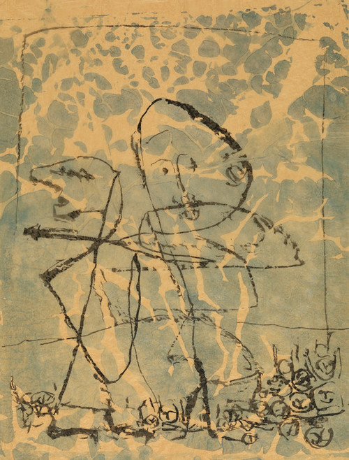 Art Prints of Public Duel by Paul Klee