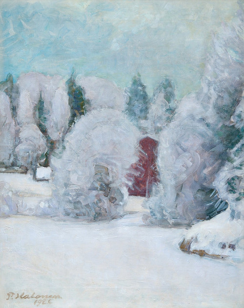 Art Prints of Winter Motif by Pekka Halonen