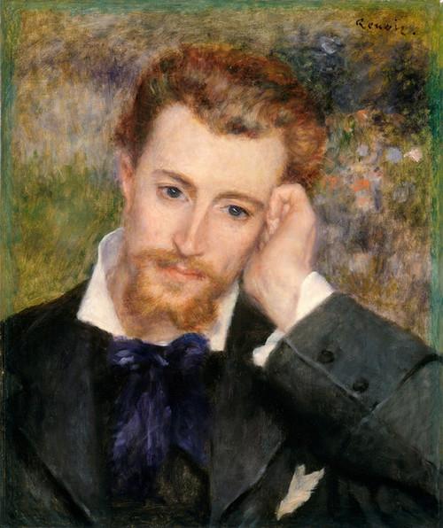 Art Prints of Eugene Murer by Pierre-Auguste Renoir
