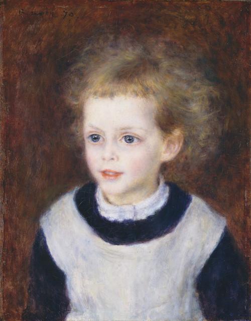 Art Prints of Margot Berard by Pierre-Auguste Renoir