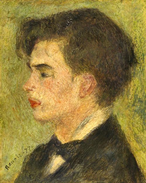Art Prints of Georges Riviere, 1877 by Pierre-Auguste Renoir