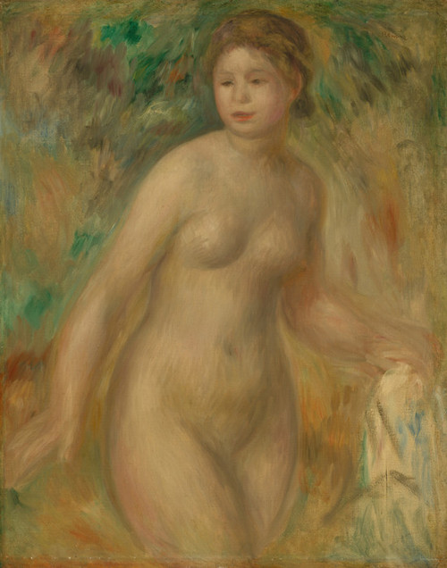 Art Prints of Nude by Pierre-Auguste Renoir