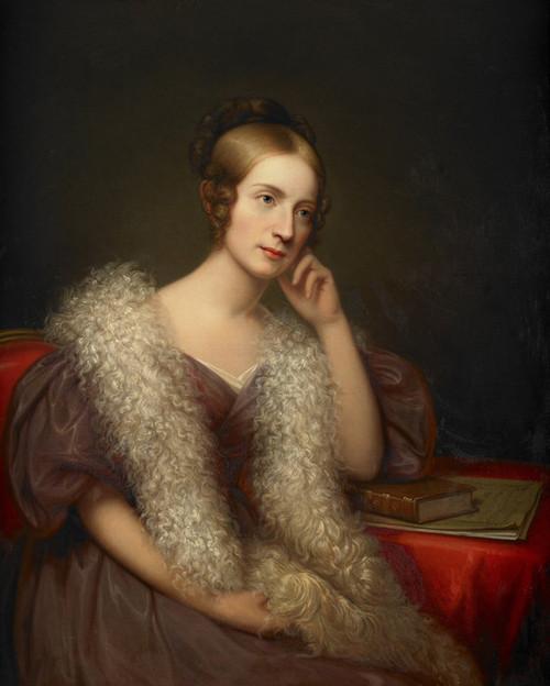 Art Prints of Caroline Louisa Pratt Bartlett by Rembrandt Peale