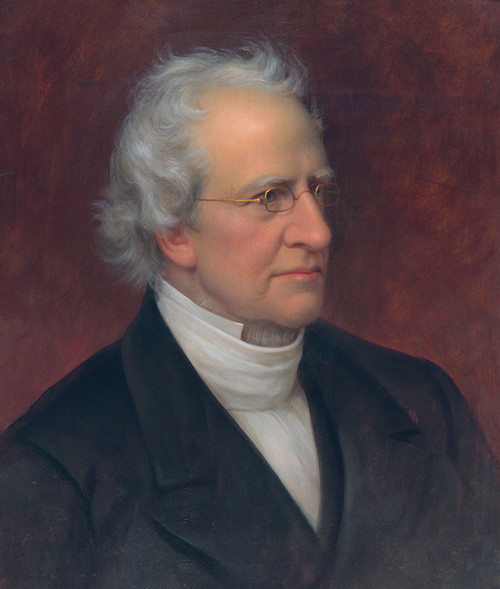 Art Prints of Charles Hodge by Rembrandt Peale