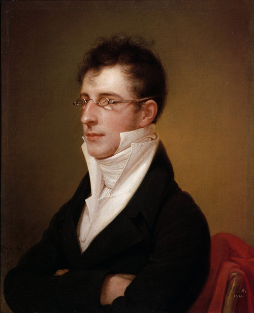 Art Prints of Rubens Peale by Rembrandt Peale
