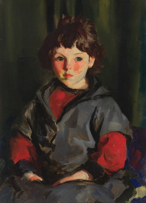 Art Prints of Alanna by Robert Henri