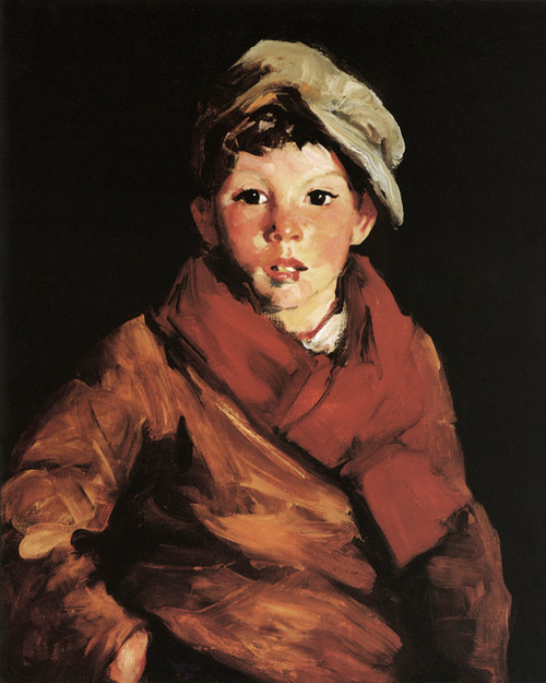 Art Prints of Cafferty by Robert Henri