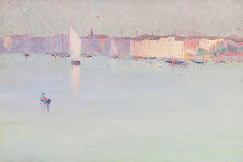 Art Prints of Early Morning, Venice by Robert Henri