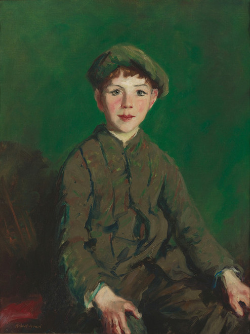 Art Prints of Irish Lad by Robert Henri