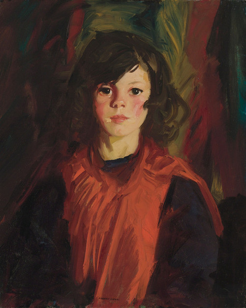 Art Prints of Mary Ann or Mollie by Robert Henri