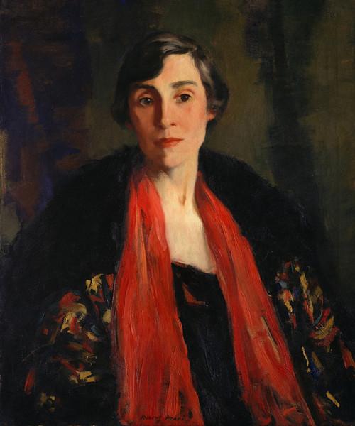 Art Prints of MAry Fanton Roberts by Robert Henri