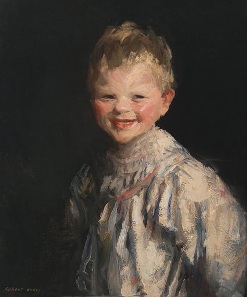Art Prints of Laughing Child by Robert Henri