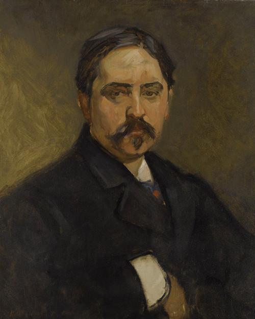 Art Prints of Portrait of a Gentleman by Robert Henri