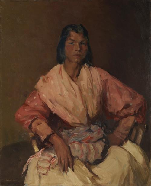 Art Prints of The Spanish Gypsy by Robert Henri