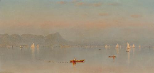 Art Prints of Haverstraw Bay by Sanford Robinson Gifford
