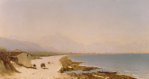 Art Prints of Near Palermo by Sanford Robinson Gifford