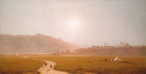 Art Prints of Siout, Egypt by Sanford Robinson Gifford
