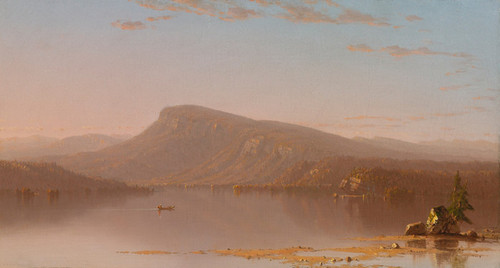 Art Prints of The Wilderness by Sanford Robinson Gifford